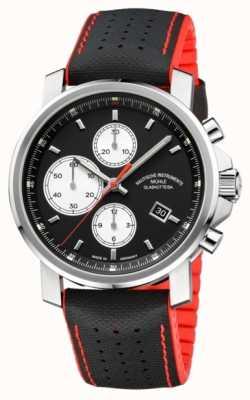 Muhle Glashutte 29er grand chronographe automatique homme cuir / caoutchouc M1-25-43-NB