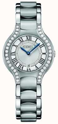 EBEL Diamant beluga diamant en acier inoxydable 1216069
