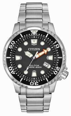 Citizen Hommes eco-drive promaster divers en acier inoxydable BN0150-61E