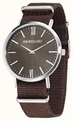 Morellato Montre à bracelet marron R0151134007