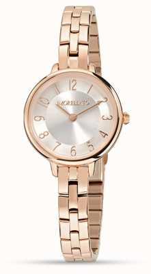 Morellato Womens petra petite montre en or rose R0153140510