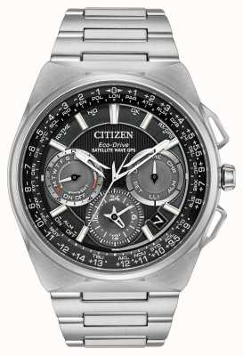 Citizen | f900 onde satellite | super titane ™ | chronographe gps CC9008-50E