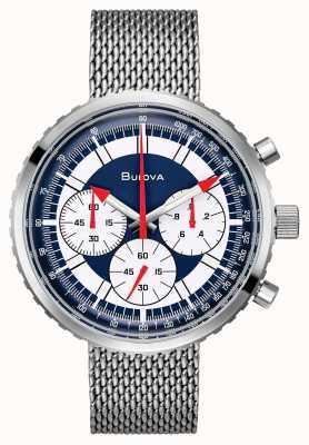 Bulova Montre chronographe chronomètre numérique C édition spéciale 96K101