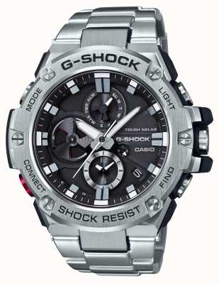 Casio Chronographe G-Steel Bluetooth Triple Connect pour homme GST-B100D-1AER