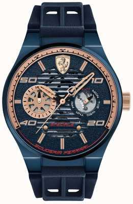 Scuderia Ferrari Spéciale bleu 0830459