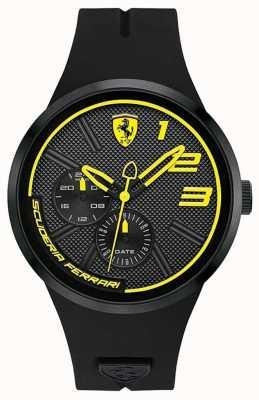 Scuderia Ferrari Fxx cadran jaune et noir 0830471