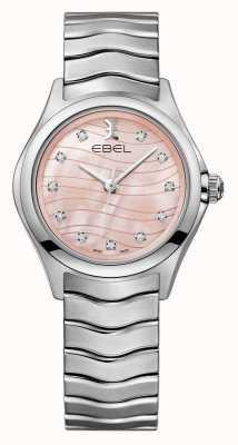 EBEL Montre à cadran rose vif pour femme 1216268