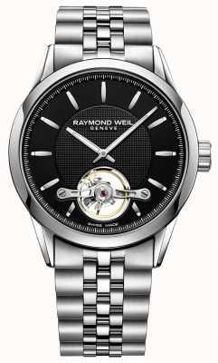 Raymond Weil Bracelet automatique en acier inoxydable pour homme 2780-ST-20001