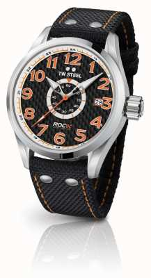 TW Steel Épreuve spéciale masculine volante race des champions noir orange TW965