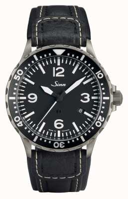 Sinn Bracelet 857 pilote anti-magnetique chronissimo noir longueur std 857.012