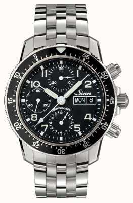 Sinn 103 st sa pilote classique chrono maillon fin inox 103.061 FINE BRACELET