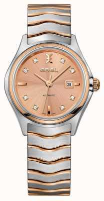 EBEL Montre à deux tons en or rose 1216328