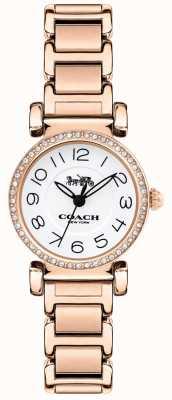 Coach Ensemble de cristal rose doré de Madison 14502853