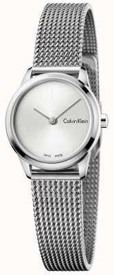 Calvin Klein Montre minimale Womans K3M231Y6