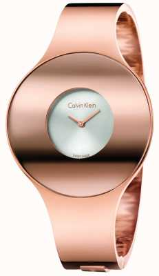 Calvin Klein Womans rose doré K8C2S616