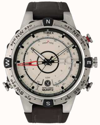 Timex Compas de température de marée intelligent en quartz® T2N721D7PF