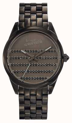 Jean Paul Gaultier Bracelet et cadran en métal de fusil marine JP8502406