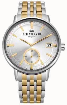 Ben Sherman Montre professionnelle portobello pour homme WB071GSM