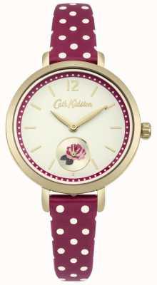 Cath Kidston Bracelet imprimé sport Berry Bracelet imprimé rose CKL036RG