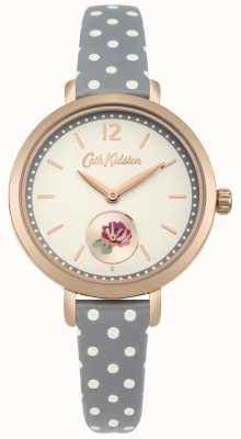Cath Kidston Bracelet sport imprimé kaki à imprimé rose CKL036NRG