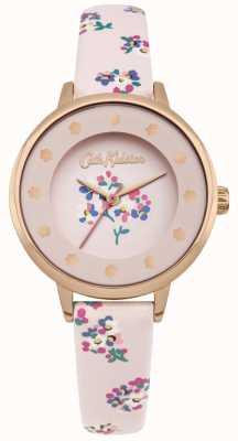Cath Kidston Bracelet imprimé floral nude imprimé floral nude CKL040CRG