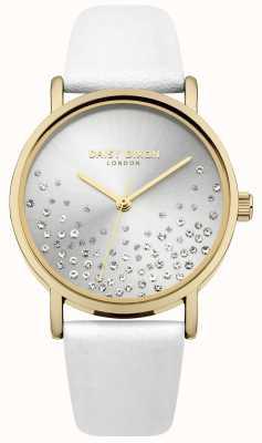 Daisy Dixon Bracelet blanc avec paillettes soleil DD053WG