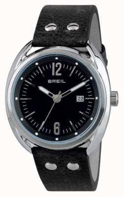 Breil Bracelet noir en acier inoxydable Beaubourg noir TW1669