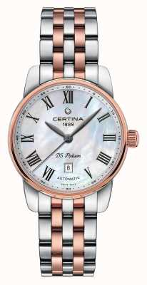 Certina Womens ds podium montre automatique C0010072211300