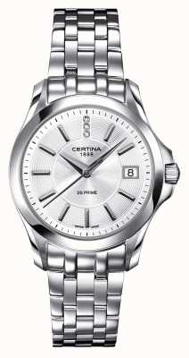 Certina Womens ds premier diamant montre C0042101103600
