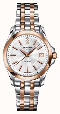 Certina Womens ds premier diamant montre C0042102203600