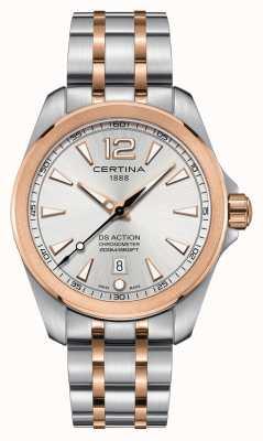 Certina Mens ds action montre chronomètre C0328512203700