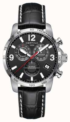 Certina Mens ds podium chronographe montre C0346541605700