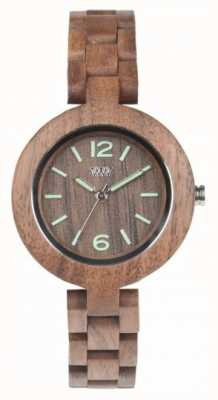 WeWood Noix de mimosa | bracelet en bois | face en bois | 70205700