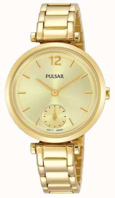 Pulsar Bracelet en or pour femme avec bracelet en or PN4068X1
