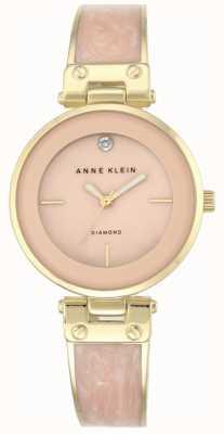 Anne Klein Femmes amanda or boîtier rose cadran AK/N2512LPGB