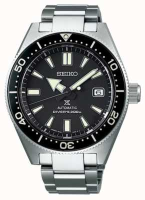 Seiko Montre Automatique Prospex Divers Recreation Cadran Noir SPB051J1
