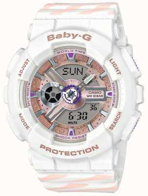Casio Baby-g chance alarme chronographe BA-110CH-7AER