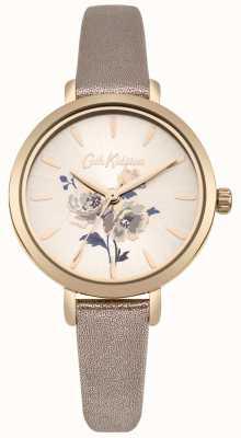 Cath Kidston Montre femme, bracelet en or rose métallique CKL049RG