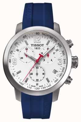 Tissot Mens prc 200 édition spéciale natwest 6 nations montre T0554171701704