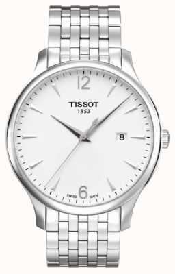 Tissot Bracelet en acier inoxydable de tradition en acier inoxydable T0636101103700