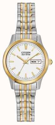 Citizen Mesdames bracelet d'expansion éco-conduite EW3154-90A