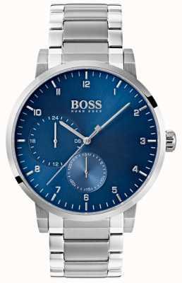 Boss Bracelet en acier inoxydable montre bracelet en acier inoxydable cadran solaire sunray 1513597