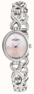 Montre dame Rotary argent LB20214/07  LBI20214/07