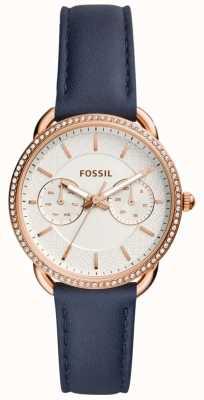 Fossil Bracelet en cuir pour femme ES4394
