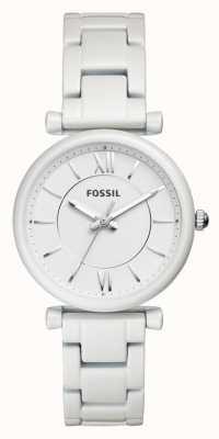 Fossil Womens carlie bracelet en acier inoxydable ES4401