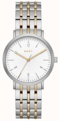 DKNY Womens minetta bracelet en acier inoxydable NY2505