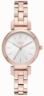 DKNY Womens ellington bracelet en acier inoxydable NY2592