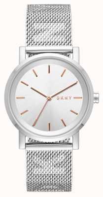 DKNY Womens soho bracelet en acier inoxydable NY2620