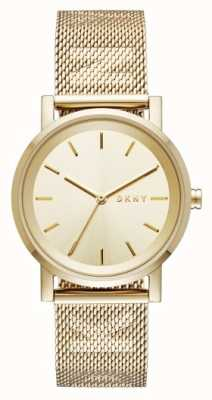 DKNY Womens soho bracelet en acier inoxydable NY2621