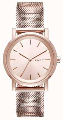 DKNY Womens soho bracelet en acier inoxydable NY2622